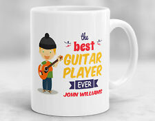 Guitar Player Mug Gifts For Guitar Players Gift Ideas For Guitar Players