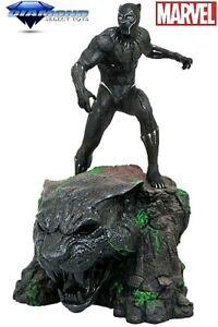 Diamond Select Toys Marvel Milestones Black Panther Movie Statue New In Stock