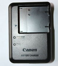 GENUINE CANON CAMERA BATTERY CHARGER CB-2LAE FOR  CANON POWERSHOT A3000 A3100
