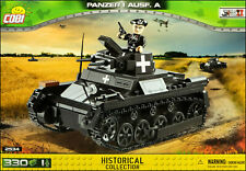 COBI Panzer I Ausf. A (2534) - 330 elem. - WWII German light tank