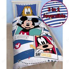 Lenzuola e federe Disney policotone