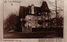 CPA  Deauville - Collection Agence Esnault-Banque Immobiliere de Paris (383563)