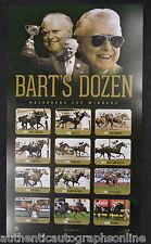 Horse Racing Melbourne Cup Bart Cummings Barts Dozen Print