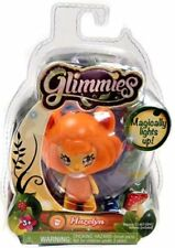 NEW Glimmies Orange Hazelyn Glow Toy Magically Lights Up In the Dark 50% OFF