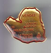 RARE PINS PIN'S .. TOURISME VENDEE LES SABLES LA TRANCHE LA ROCHE S/ YON 85 ~DK