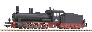 PIKO Hobby 57560 421 005 Black/Red Wagon White FS