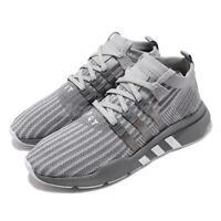 adidas Originals EQT Support Mid ADV Grey Solar Yellow White Men Shoes B37407