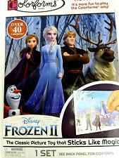Colorforms Frozen 2 Sticker Story Adventure.