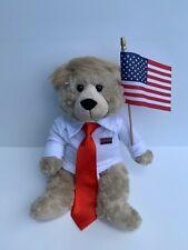 Donald Trump Commemorative Teddy Bear