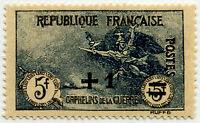 """FRANCE N°169 """"AU PROFIT DES ORPHELINS DE LA GUERRE,+1 F S 5+5 F"""" NEUF xxTTB"""
