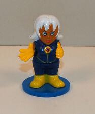 "2005 Mini Storm 2"" MGA Action Figure on Stand X-Men Marvel Comics"