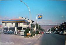 Capistrello Via Roma L'Aquila 1973 distributore benzina IP
