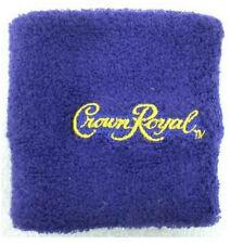 Crown Royal Whiskey Purple Wristband  Brand New