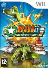 Videogame Battalion Wars 2 Nintendo WII EDIZIONE ITALIANA Nuovo sigillato SEALED