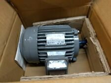 GE 2 HP AC Motor 3Phase 230/460 volts 1730 RPM.