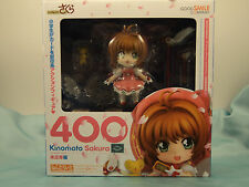 Cardcaptor Sakura Kinomoto Nendoroid #400 *Brand New/Sealed* Figure Good Smile