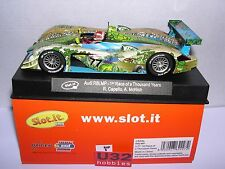 SLOT.IT 1/32 CA33A AUDI R8 LMP, 1ST RACE OF A THOUSAND YEARS, #77,