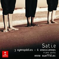 Anne Queffelec Satie: Piano Works (2006) CD Neuf/Scellé Erik Satie