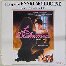 La désobéissance 33 Ennio Morricone Alberto Moravia 1981