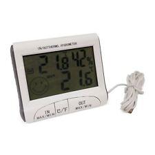 Digital LCD Thermometer Hygrometer Humidity Meter Room Indoor Temperature