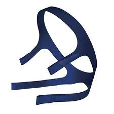 NWB ResMed  Headgear (LARGE) Replacment Quattro Activa, Soft Blue