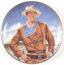 JOHN WAYNE (THE DUKE) COLLECTIBLE WITH JFK 50 CENT COIN ON THE OTHER SIDE