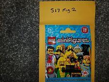 Lego Minifigures Series 17 - Circus Strongman - Free Postage