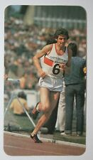 Brendan Foster  Gateshead  Middle Distance Runner   Photo Card # EXC