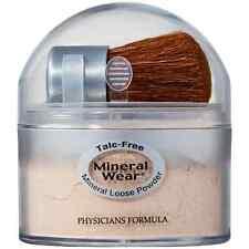 Physicians Formula Mineral Wear Talc-Free Powder, Creamy Natural 0.49 oz