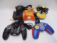 Namco Plug n Play JAKKS PACIFIC TV Games Nickelodeon Star Wars Atari LOT