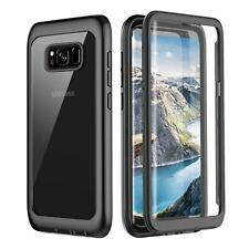 For Samsung Galaxy Note 9 S9 S9+ S8 S8+ Case 360° Full Body Screen Protection