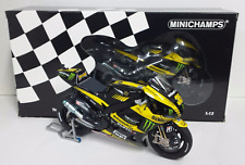 "MINICHAMPS CAL CRUTCHLOW 1/12 YAMAHA YZR-M1 ""MONSTER"" TECH3 MOTOGP 2011 NEW"