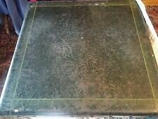 009 Nice Antique Shwayder Brothers Samson Wood Leg Card Table 1930's-40's
