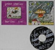 Gruppo Sportivo  Beep Beep Love live  Holland promo cd, Card cover