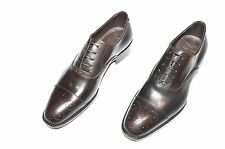 New  MAX VERRE Dress Leather Luxury Shoes Size Eu 40.5 Uk 6.5 Us 7.5 (Cod 150)
