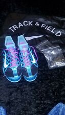Nike Zoom W3 Track Shoes Spikes Usa Women 6 New