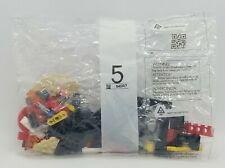 Bag 5 Parts Only LEGO 70631 The Ninjago Movie Garmadon's Volcano Lair General #1