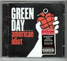 (GX826) Green Day, American Idiot - 2004 CD