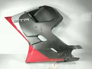 15 HYOSUNG GT650R Left Side Mid Fairing Cover Panel