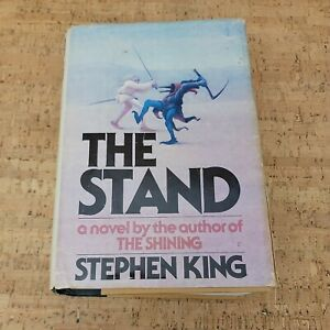 The Stand by Stephen King (1978, Hardcover) Book Club Edition
