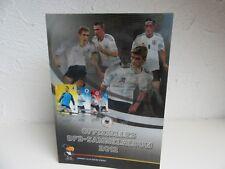 Rewe  DFB-Sammelalbum 2012 / EM 2012 Polen / Ukraine/ 3 D Sticker/ Sammelkarten