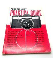 Praktica Guide Focal Press Third Edition 1968 *768