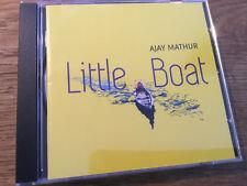 Ajay Mathur - Little Boat  [CD Album] 2018