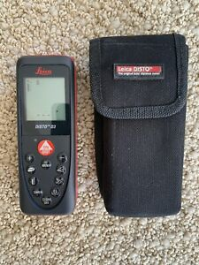 Leica DISTO™ D3 Handheld Distance Laser Meter
