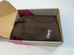 Orvis Fly Fishing Waders Ultralight 2mm Neoprene Footed Chest High Large Brown