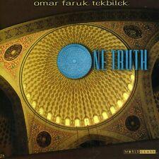 Omar Faruk Tekbilek - One Truth [New CD]