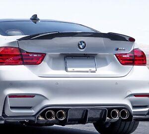 Heckspoiler aus Echtcarbon passend für BMW 4er F32 Coupe