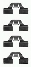 Mintex Front Rear Brake Pad Accessory Fitting Kit MBA1211  - 5 YEAR WARRANTY