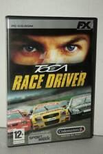 TOCA RACE DRIVER GIOCO USATO OTTIMO PC CDROM VERSIONE ITALIANA GD1 54349