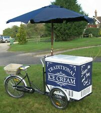 More details for ice cream trike with freezer